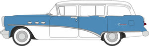 Oxford 1/87 HO 87BCE54001 Buick Century Estate Wagon 1954 Blue/White COMING SOON