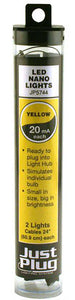 Woodland Scenics JP5744 Just Plug Yellow Nano LED Light (2)
