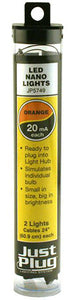 Woodland Scenics JP5749 Just Plug Orange Nano LED Light (2)