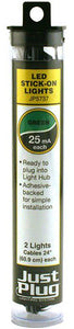 Woodland Scenics JP5737 Just Plug Green Stick-On LED Light (2)