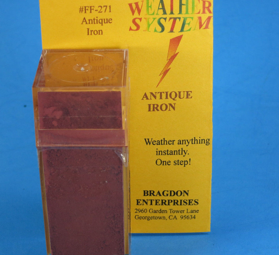 Bragdon FF-271 Antique Iron Weathering System