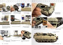 Load image into Gallery viewer, AK Interactive Book AK280 Little Warriors Modern Vehicles Vol.1