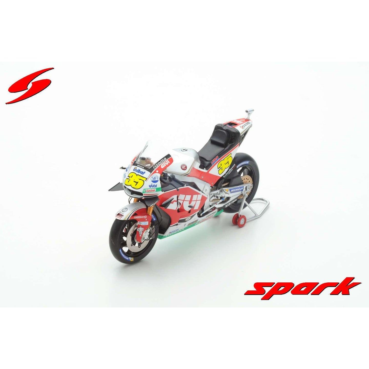 Spark 1/12 Honda RC213V Czech Republic GP Winner 2016 M12013