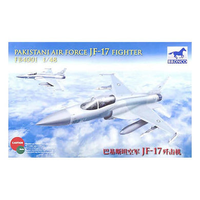 Bronco 1/48 Pakistani Air Force JF-17 Fighter 4001