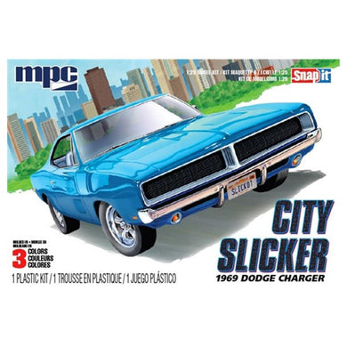 MPC 1/25 Snap It Dodge Charger City Slicker 1969 MPC879