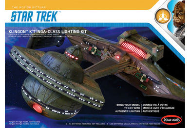 Polar Lights Star Trek 1/350 Klingon K'T'Inga Class Battlecruiser Lighting Kit MKA031