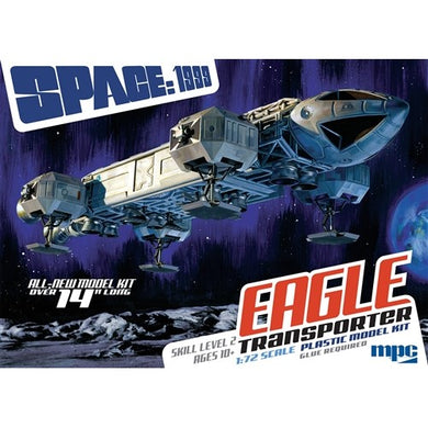 MPC 1/72 Space 1999 Eagle Transporter MPC913