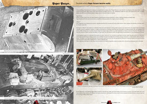AK Interactive Book AK246 Paper Panzers Prototypes & What if Tanks