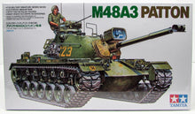Load image into Gallery viewer, Tamiya 1/35 US M48A3 Patton 35120