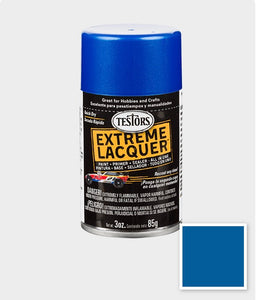 Model Master 1843MT Spray Lacquer Star Spangled Blue 3 oz