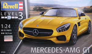 Revell Germany 1/24 Mercedes-AMG GT 07028