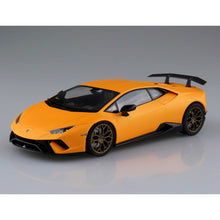 Load image into Gallery viewer, Aoshima 1/24 Lamborghini Huracan Performante Plastic Kit 05600