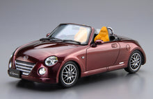 Load image into Gallery viewer, Aoshima 1/24 Daihatsu L880K Copen Ultimate Edition 2006 05227