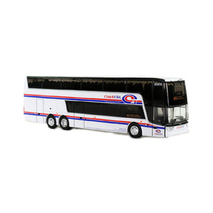 Iconic Replicas 1/87 HO Van Hool TDX Coach USA 870086