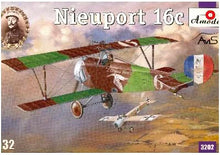 Load image into Gallery viewer, Amodel 1/32 French Nieuport 16c 3202