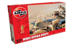 Airfix 1/72 WWII Africa Corps A00711