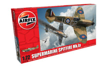 Load image into Gallery viewer, Airfix 1/72 Supermarine Spitfire Mk.Ia A01071B