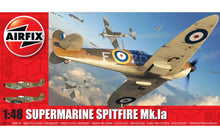 Load image into Gallery viewer, Airfix 1/48 British RAF Supermarine Spitfire Mk.Ia A05126A
