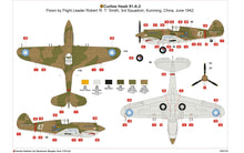 Load image into Gallery viewer, Airfix 1/48 US Curtiss P-40B Warhawk Plastic Model Kit A05130