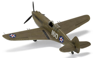 Airfix 1/48 US Curtiss P-40B Warhawk Plastic Model Kit A05130