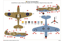Load image into Gallery viewer, Airfix 1/48 British P40 Tomahawk MK. II A01533