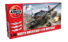 Load image into Gallery viewer, Airfix 1/48 US F-51D Mustang 05136