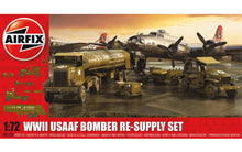 Load image into Gallery viewer, Airfix 1/72 USAAF Bomber Re-Supply Set A06304