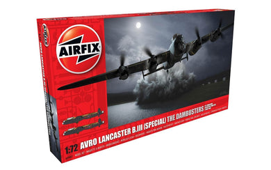 Airfix 1/72 Avro Lancaster B.III Special Dam Busters A09007