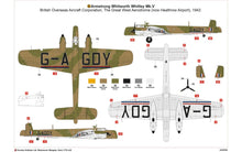 Load image into Gallery viewer, Airfix 1/72 British Armstrong Whitworth Whitley Gr.Mk.VII A09009