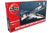 Load image into Gallery viewer, Airfix 1/72 Armstrong Whitworth Whitley Gr.Mk.VII A09009