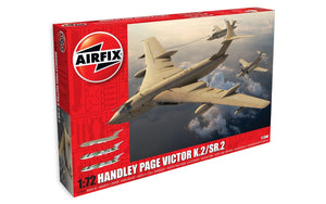 Airfix 1/72 British Victor K.2/SR.2 Bomber Plastic Model Kit A12009
