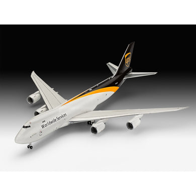 Revell 1/144 Boeing 747-8F UPS Plastic Model Kit 03912