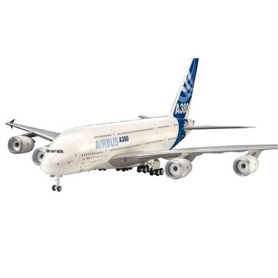Revell 1/144 Airbus A380 House Livery Plastic Model Kit 04218