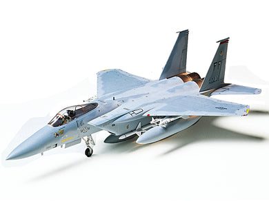 Tamiya 1/48 McDonnell Douglas F-15C Eagle Model Kit 61029