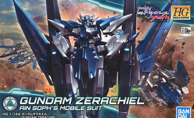 Bandai 1/144 HG Build Divers Gundam Zerachiel 5056749