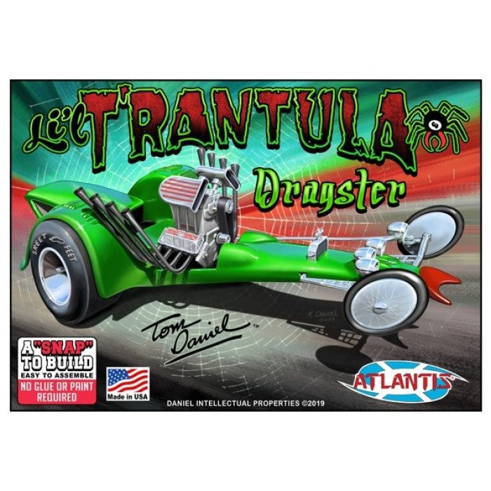 Atlantis 1/32 Snap Lil Trantula Show Rod Tom Daniel 6651