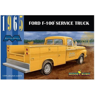 Moebius 1/25 Ford 1965 F-100 Service Truck MOE1235