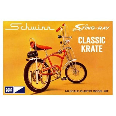 MPC 1/8 Schwinn Sting-Ray Classic Krate Molded in Yellow MPC914Y