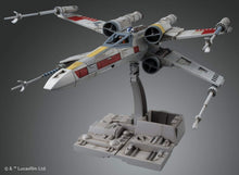 Load image into Gallery viewer, Bandai Star Wars 1/72 X-Wing Starfighter 191406