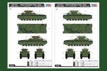 Load image into Gallery viewer, Hobby Boss 1/35 Russian T-35 Heavy Tank (Early) 83841