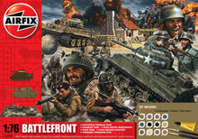 Load image into Gallery viewer, Airfix Starter Set 1/76 D-Day Batllefront Diorama Set A50009