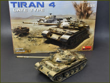 Load image into Gallery viewer, MiniArt 1/35 Tiran 4 Late Type Interior Kit 37029