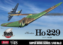 Load image into Gallery viewer, Zoukei-Mura 1/48 German Horton Ho-229 Flying Wing Fighter SWS-3