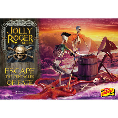 Lindberg 1/12 Jolly Roger Series Escape The Tentacles Of Fate HL615