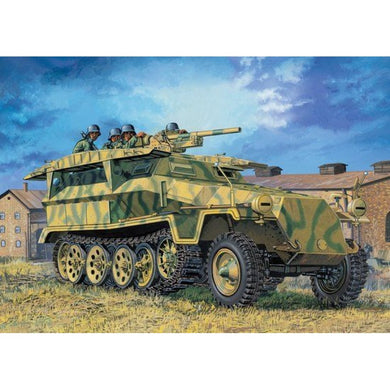 Dragon 1/35 German Sd.Kfz 251 Ausf. C Half Track 6224