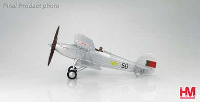 HobbyMaster 1/48 British Hawker Fury I Tancos Portugal HA8003