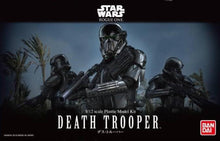 Load image into Gallery viewer, Bandai Star Wars 1/12 Death Trooper 209052