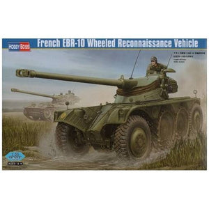 Hobby Boss 1/35 French EBR-10 Wheeled Reconnaissance Vehicle 82489