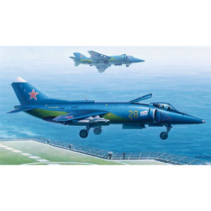 Hobby Boss 1/48 Russian Yak-38 / Yak-38M Forger A 80362
