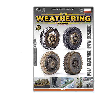 Ammo by Mig Book AMIG4524 The Weathering Wheels Tracks And Surfaces